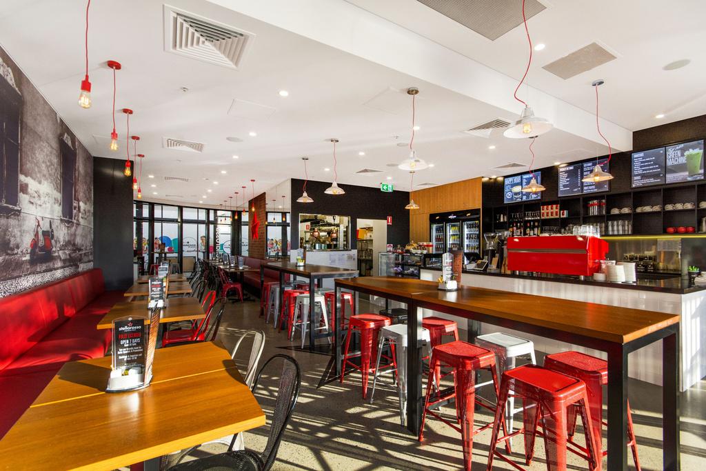 New Stellarossa Drive Through Cafe - HOPE ISLAND - Finance Available !