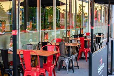 New Stellarossa Cafe - PIMPAMA - Finance Available !