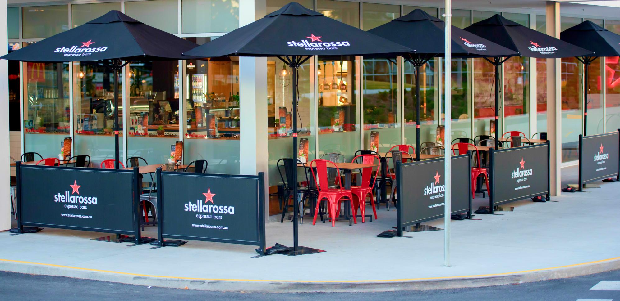 New Stellarossa Cafe - AURA - Finance Available !