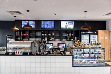 Cafe Chatswood West