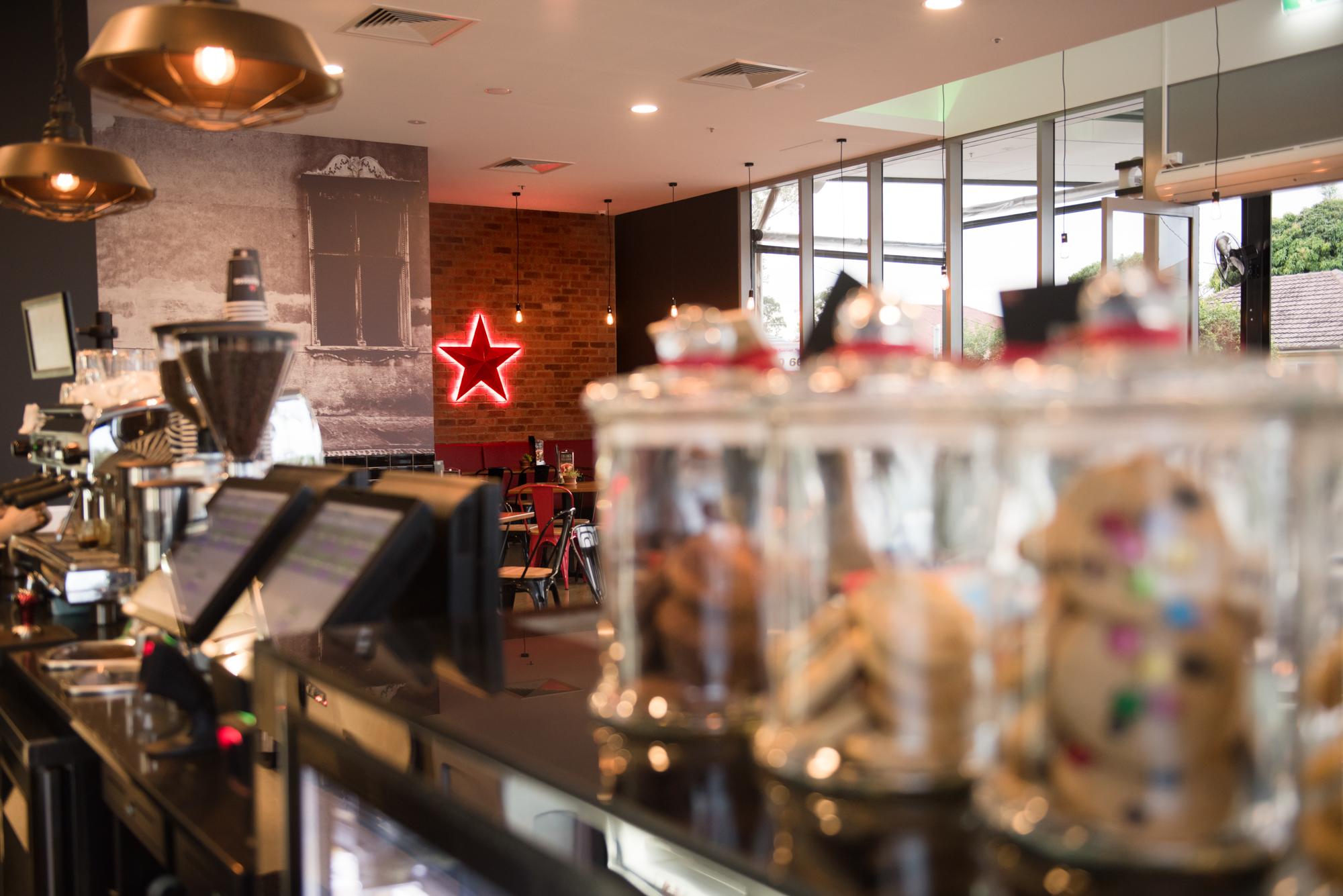 New Stellarossa Cafe - MORAYFIELD - Finance Available !