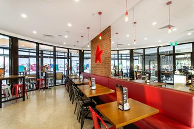 New Stellarossa Cafe - CANNON HILL - Finance Available !