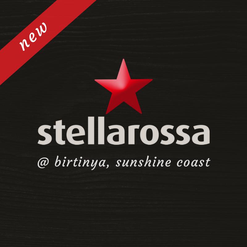 New Stellarossa Cafe - Birtinya Shopping Centre, Kawana Waters, QLD