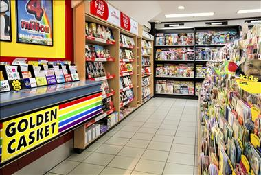 Top performing retail franchise for sale, Supanews Erina Fair
