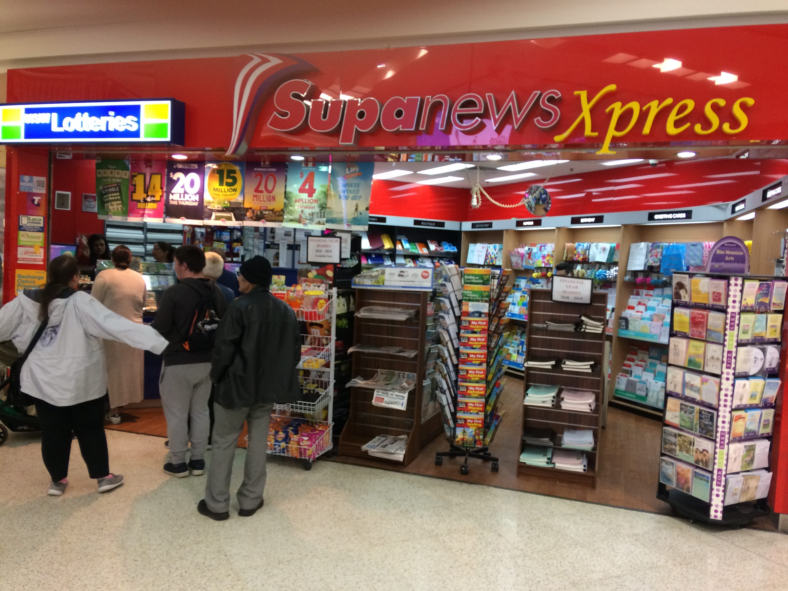 Established retail franchise for sale, Supanews  Bankstown Express