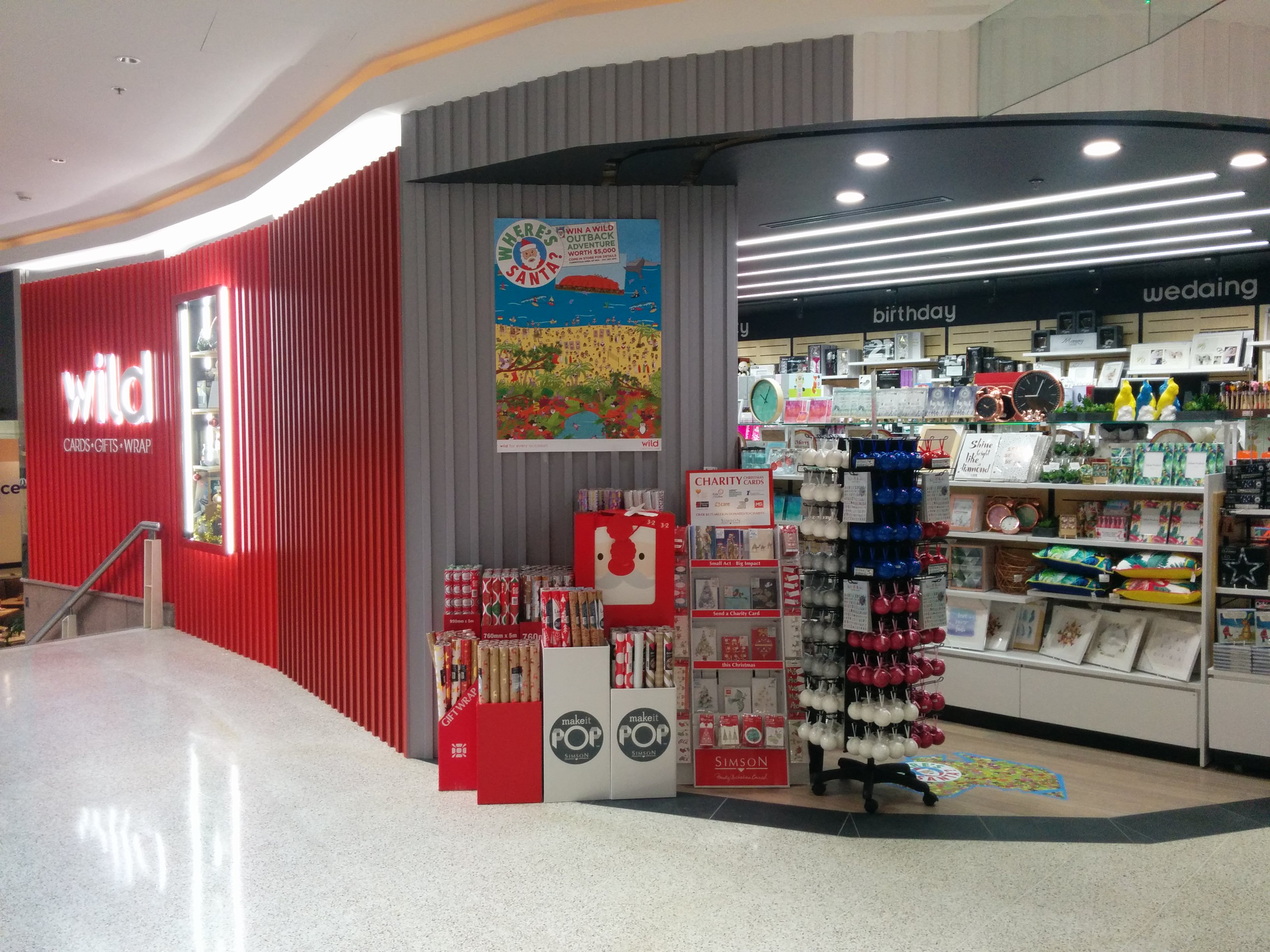 Wild Cards & Gifts | Macquarie Centre NSW