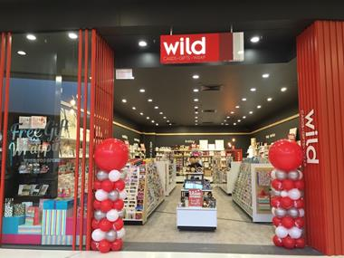 Wild Cards & Gifts franchise opportunity |Westfield North Lakes Queensland