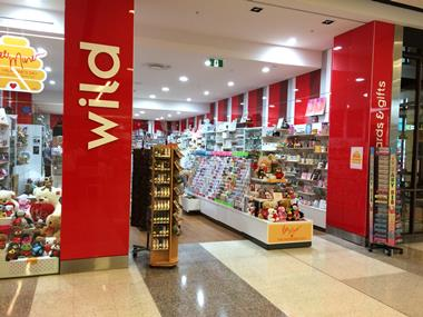 Wild Cards & Gifts | Morley, Galleria Shopping centre, Perth WA