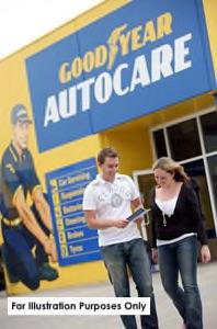 Goodyear Autocare Sydney