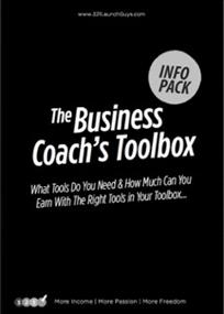 Launch Your Own Successful Coaching Business with The Business Coach's Toolbox