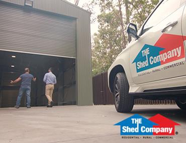 Profitable, Low Overheads, No Royalties - THE Shed Company - Mackay