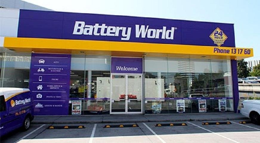 Battery World Franchise GJA