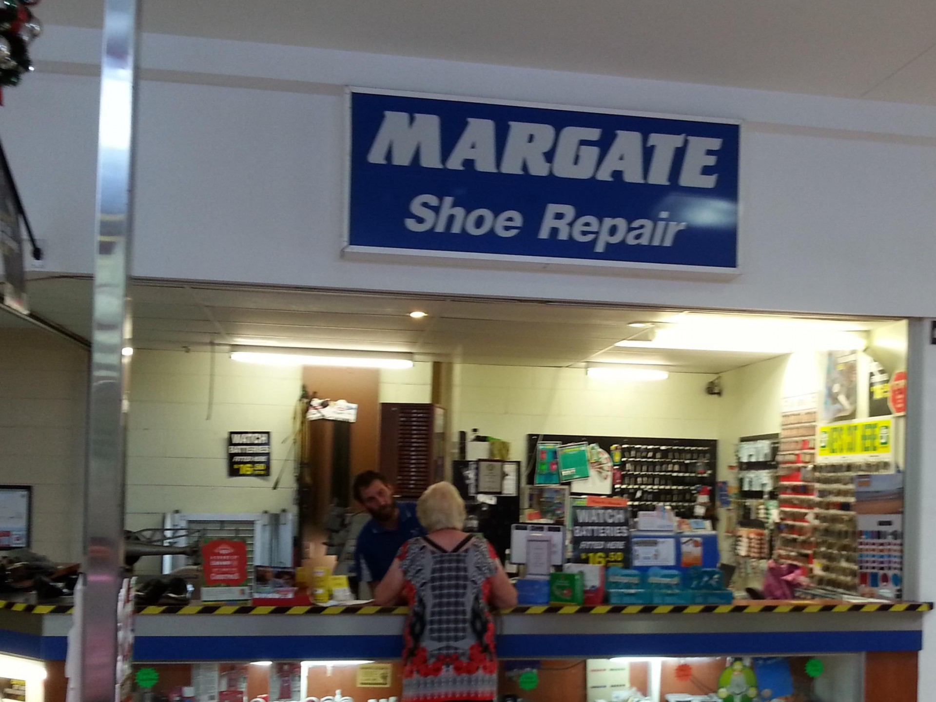 Shoe Repair & Key Cutting
