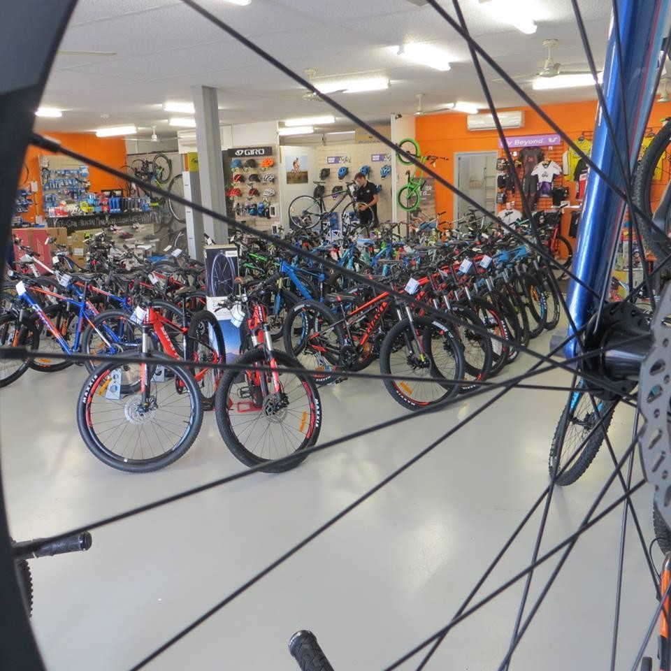 Premier Cycle And Repairs Shop in the Wide Bay Area