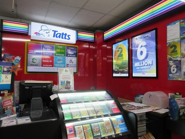 Post, Tatts and Sub Newsagency - Northern  GJA