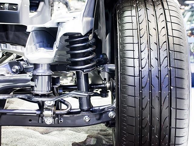 SUSPENSION REPAIRS AND SERVICES