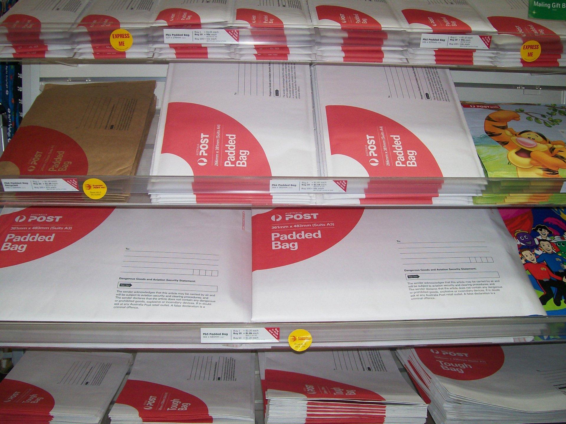 Gippsland Post Office GJA