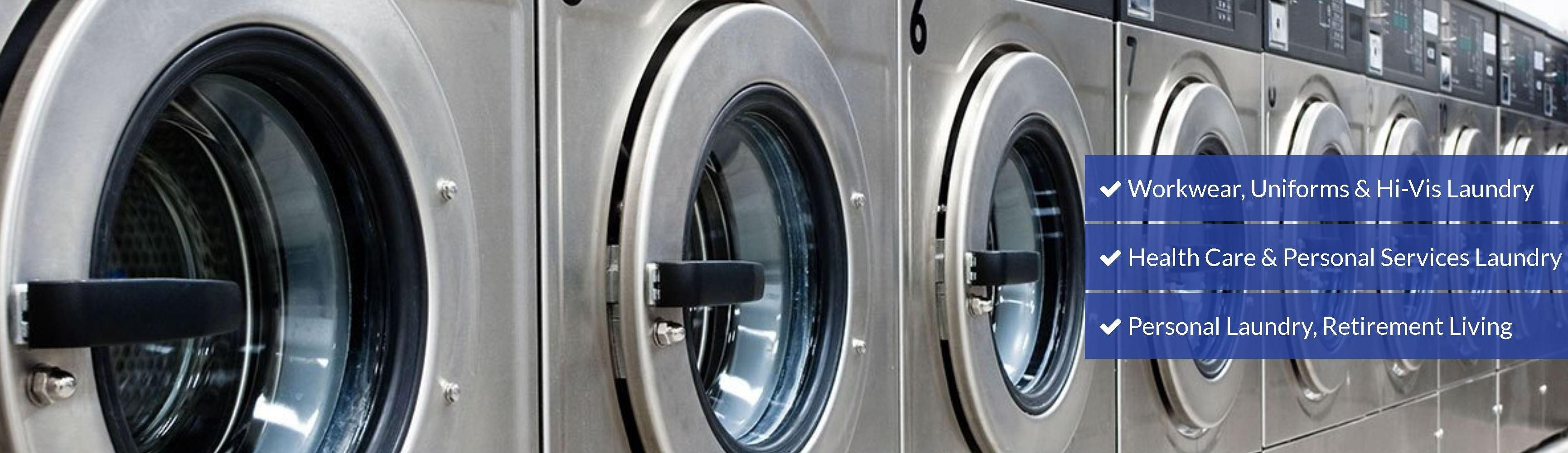 Commercial and Domestic laundromat, Newcastle and Hunter Valley
