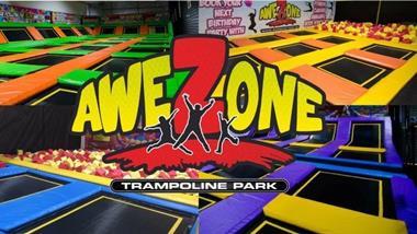 Indoor Trampoline Park Business for sale