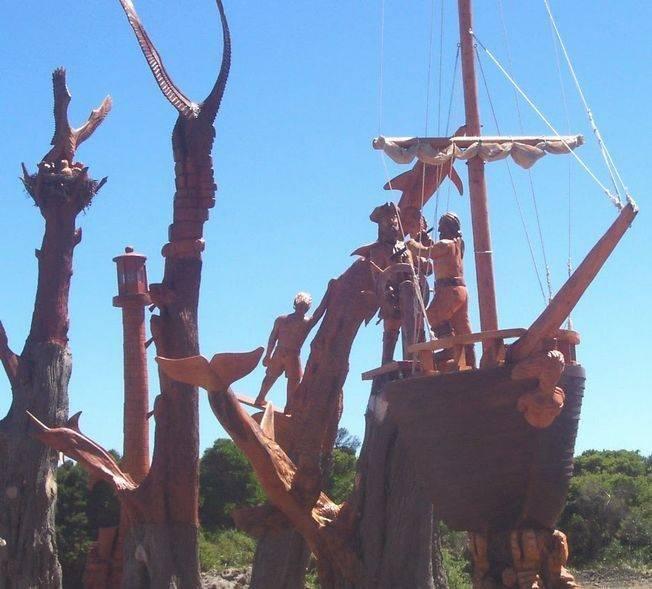 18 Acre Freehold Tasmanian Ocean Frontage Cabin/Caravan Park/Development Potenti