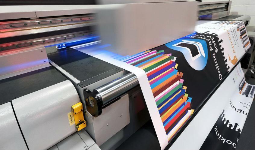 Visual Display & Award Printing Business