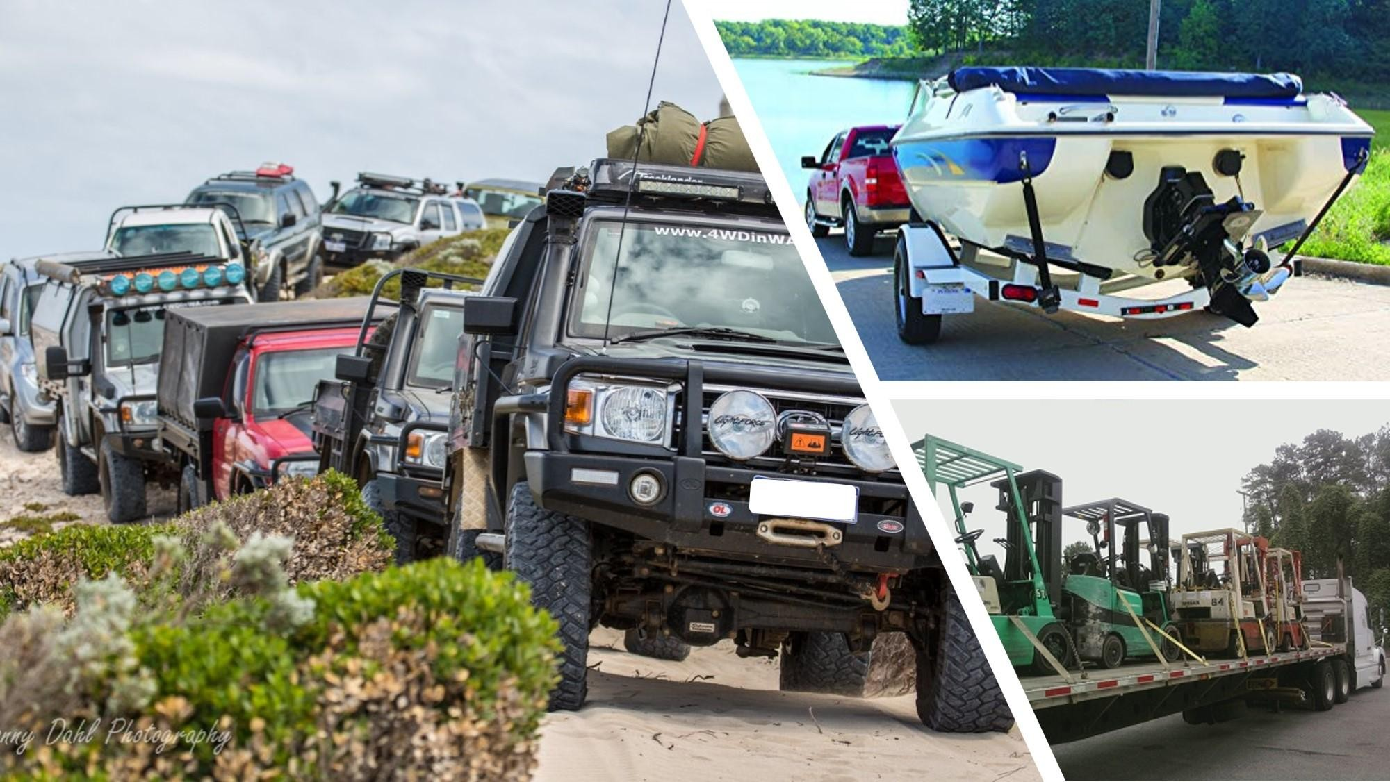 Manufacturing business in Transport, Marine or Automotive/4WD industries North W