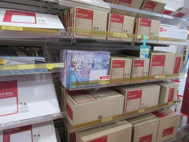 Bendigo Lansell Plaza Post Office GJA
