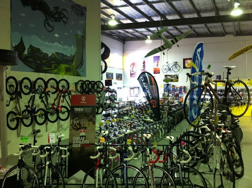 Premier Cycling Business in Hervey Bay (For Sale by MBS)