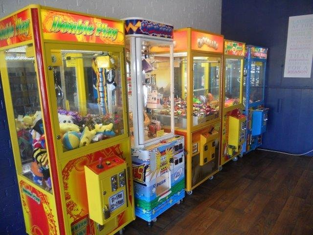 All Cash,T/o approx $6,000 pw, 200 approx amusement machines,around Tasmania o/o