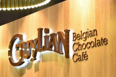 Guylian Belgian Chocolate Cafe Franchise - Perth Carousel