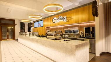 Guylian Belgian Chocolate Cafe Franchise - CBD Franchising Now!