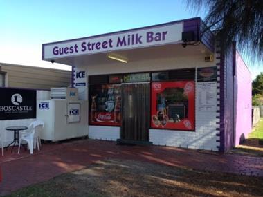 Guest Street Milk Bar/Takeaway Tootgarook Mornington Peninsula