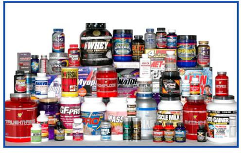 Health Food Supplements Sports Nutrition Store – Negotiable