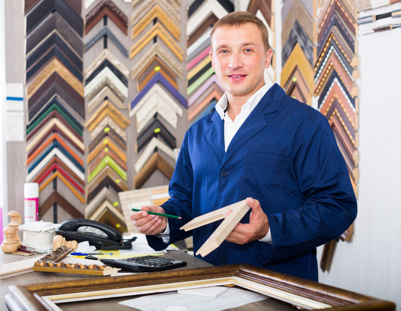 Picture Framing Business