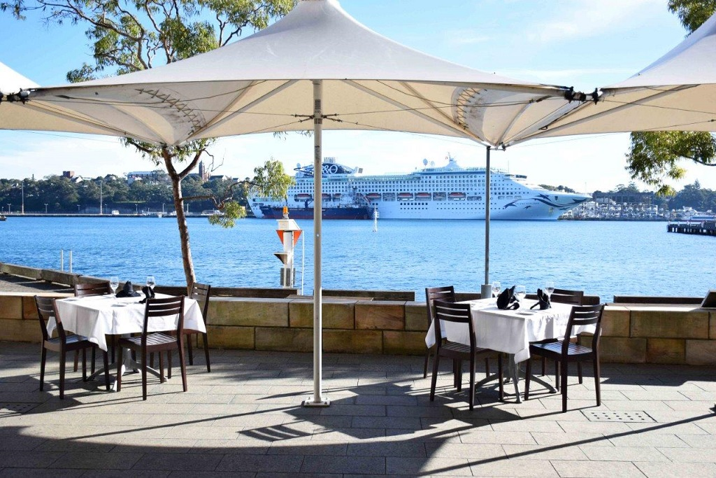 SYDNEY HARBOUR – WATERFRONT RESTAURANT & FUNCTION ROOM