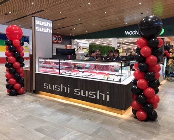 Join Australia's largest franchise business at Sushi Sushi Wendouree, VIC