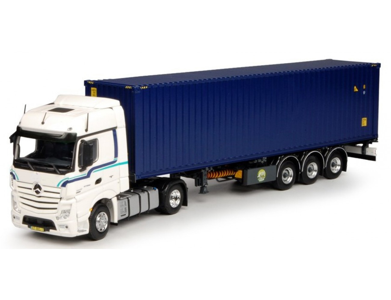 Container Transport Business | Services Freight Forwarding Segment