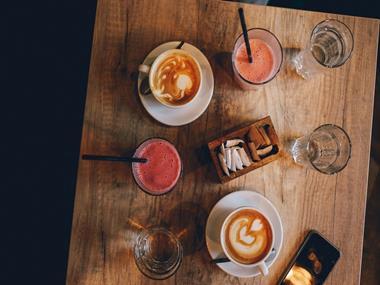 Fresh Food, Coffee & Juice Bar, Adelaide
