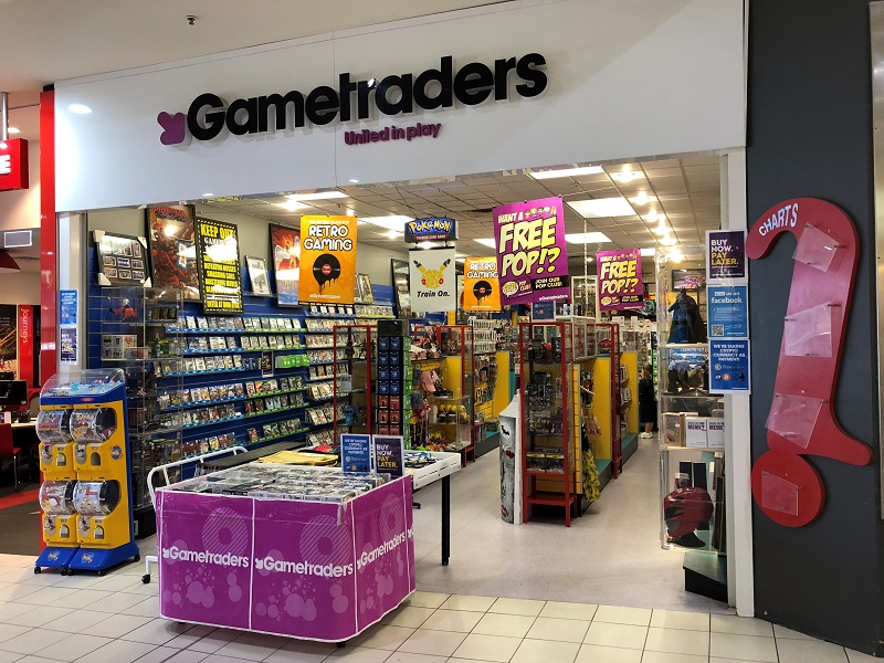 Gametraders Ingle Farm