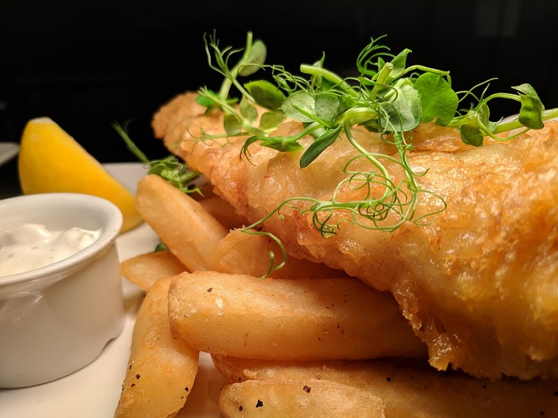 Fish & Chippery South of City