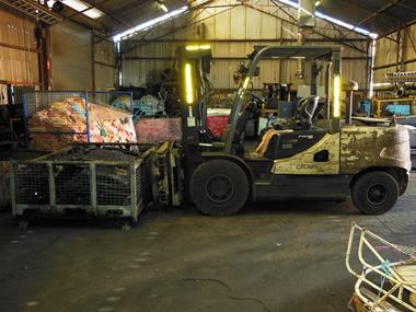 Scrap metal dealer (freehold)