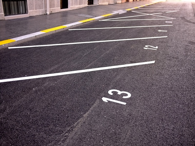 Line marking business