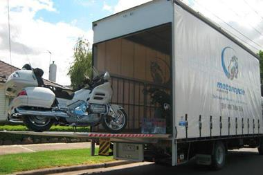 Unique Opportunity - Motor Cycle Transport Business