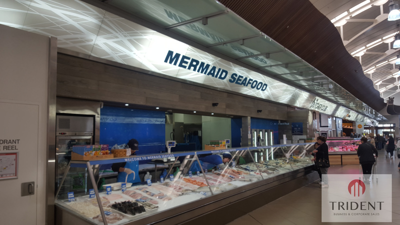 Seafood Retail Business - 3 Locations - Vendors retiring