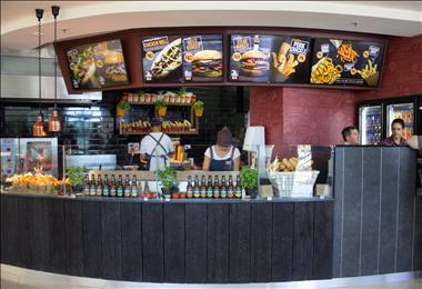 Bucking Bull | Fast Food Franchise | Australia Fair, Gold Coast
