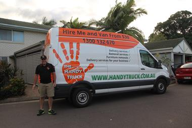 The Handy Truck: Earn up to $3K per week from a Van or Small Truck