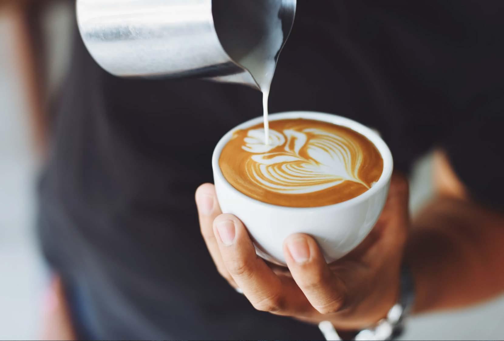 Licensed Cafe Business - Popular Food & Drinks Menu