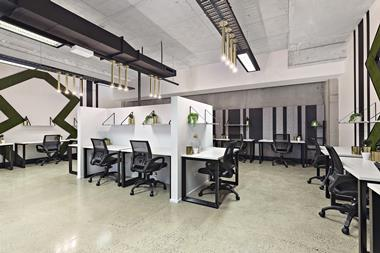 Fully Furnished Office Space - 18 work spaces