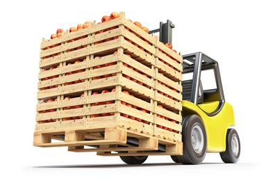 Fresh Produce Wholesale Distribution