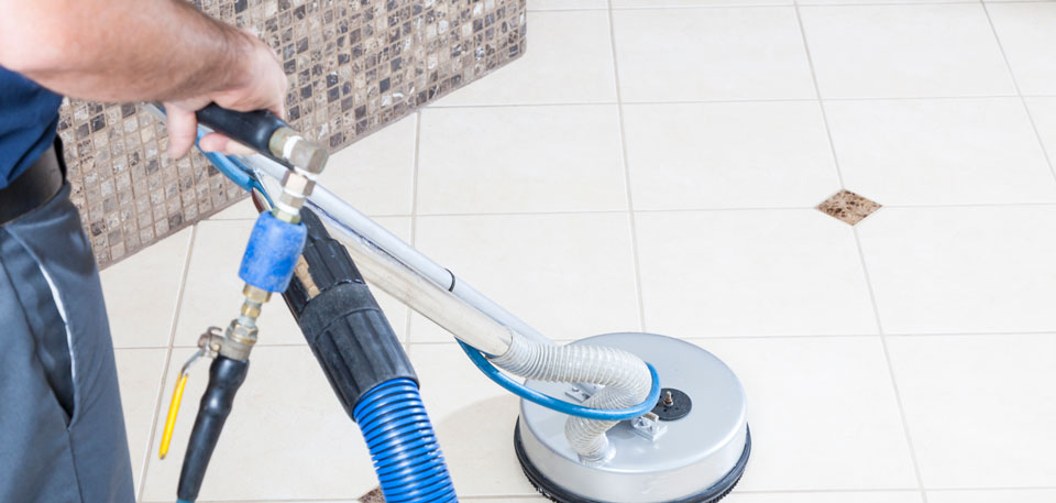Commercial Cleaning - Work from Home